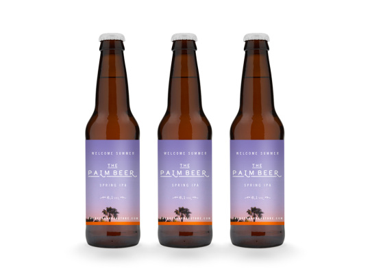 Pack Palm Beer